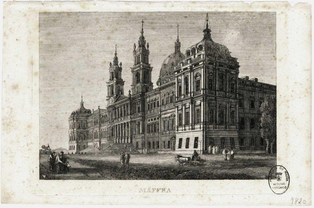 A rainha D. Maria I encarrega o cónego Joaquim de Assunção Velho de proceder à instalação de um pára-raios, o qual viria a ser o primeiro equipamento do género em Portugal e um dos primeiros no mundo.