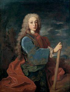 Nascimento do príncipe D. José Francisco António Inácio Norberto Agostinho, futuro rei de Portugal, em Lisboa, Paço da Ribeira