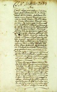 Pela bula<em>In supremo apostolatus solio</em>, o Papa Clemente XI criava o Patriarcado de Lisboa
