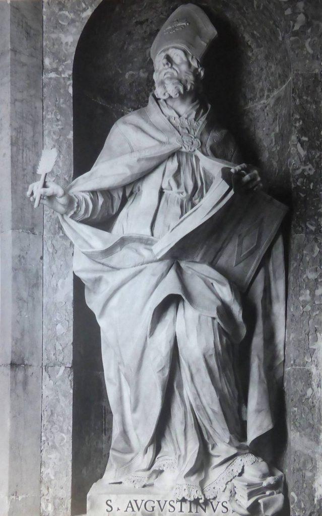 Chegada dos Cónegos Regrantes de Santo Agostinho ao Convento de Mafra.