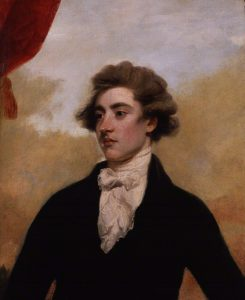 Visita a Mafra do viajante inglês, William Beckford (1760-1844), em 1787, onde elogia a Livraria/Biblioteca do Convento.
